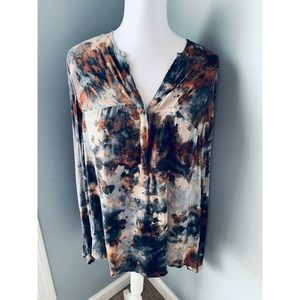 Young Broke & Fabulous Hayes Tunic top NWT new S